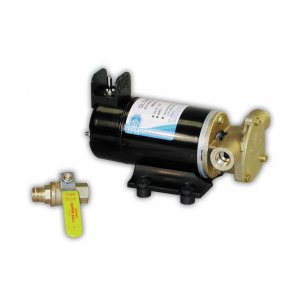 ΑΝΤΛΙΑ JABSCO OIL CHANGE PUMP 12V.