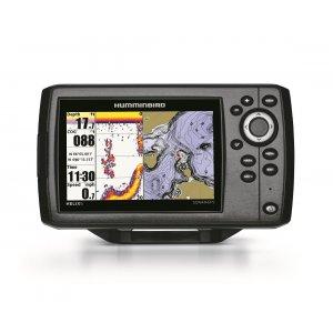 GPS/PLOTTER/ΒΥΘΟΜΕΤΡΟ HELIX 5 SONAR GPS