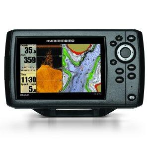 GPS/PLOTTER/ΒΥΘΟΜΕΤΡΟ HELIX 5 DI GPS