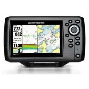 GPS/PLOTTER/ΒΥΘΟΜΕΤΡΟ HELIX 5X XD GPS