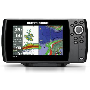 HELIX 7X ΒΥΘΟΜΕΤΡΟ CHIRP GPS G2