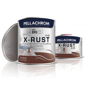 X-RUST GRAY 895 A+B 750 ml